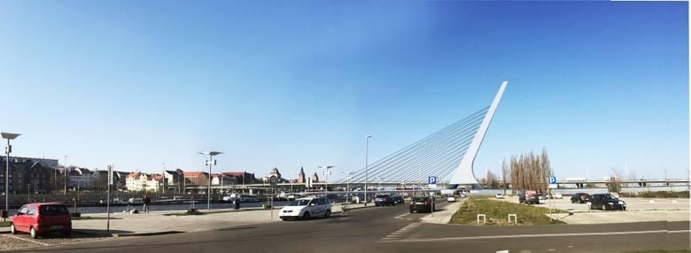 W tym ostatnim przypadku byłoby to nawiązanie do historii. Stary most Kłodny, który łączył dwa brzegi Odry istniał do 1945 roku.