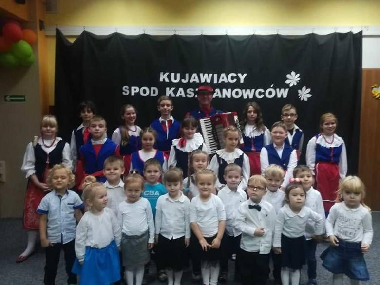 """1006fdeba25541 W Niepublicznym Przedszkolu """"Piastuś"""" w Inowrocławiu odbyło się  spotkanie z zespołem folklorystycznym """""""
