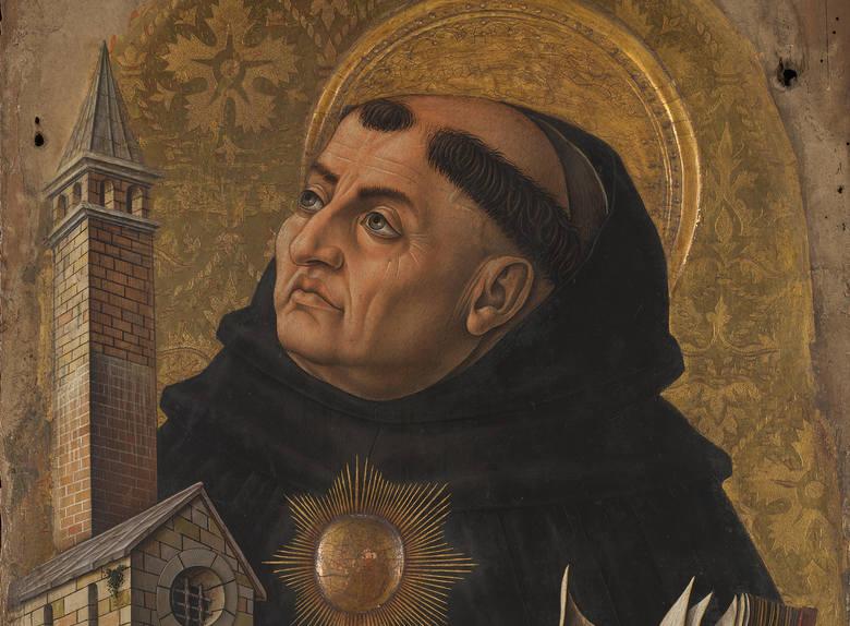 Święty Tomasz z Akwinu (1225 - 1274 r.)Filozof scholastyczny, teolog, członek zakonu dominikanów oraz jeden z najwybitniejszych myślicieli w dziejach
