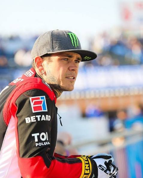 """We're not here to take part, we're here to take over!"" – napisał na swoim profilu na Instagramie Tai Woffinden po zwycięstwie nad Stelmet Falubazem"