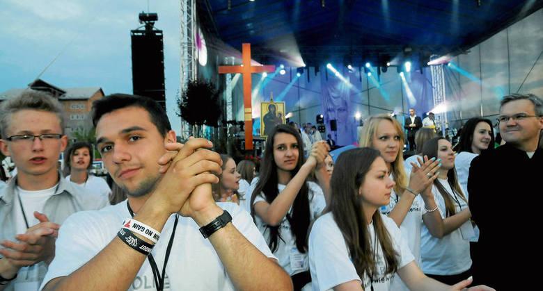 Szacuje się, że w lipcu 2016 r. do Krakowa przyjedzie nawet 2,5 miliona pielgrzymów