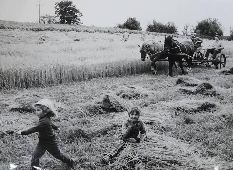 30-40 lat temu wieś na Podlasiu, ale i w całym kraju wyglądała zupełnie inaczej. Pamiętacie? Zapraszamy na podróż w czasie!