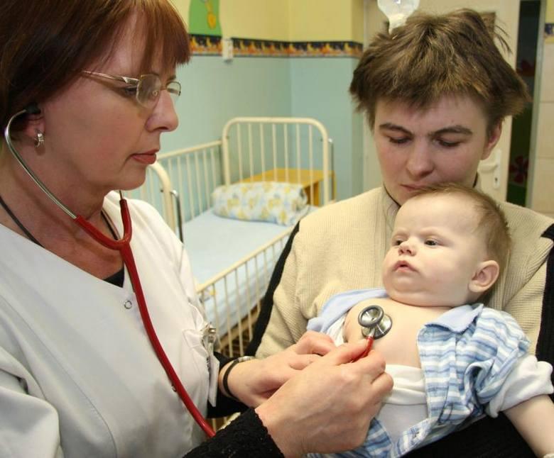 Wirusy atakują dzieci