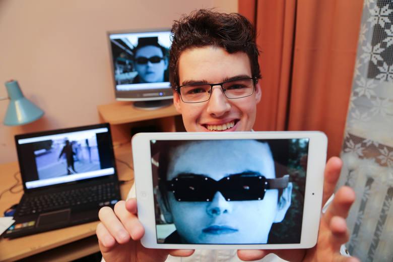 MATIA, sztuczne oko dla osób niewidomych to projekt Petrosa Psyllosa. Studenta politechniki nominowano w kategorii Odkrycie.