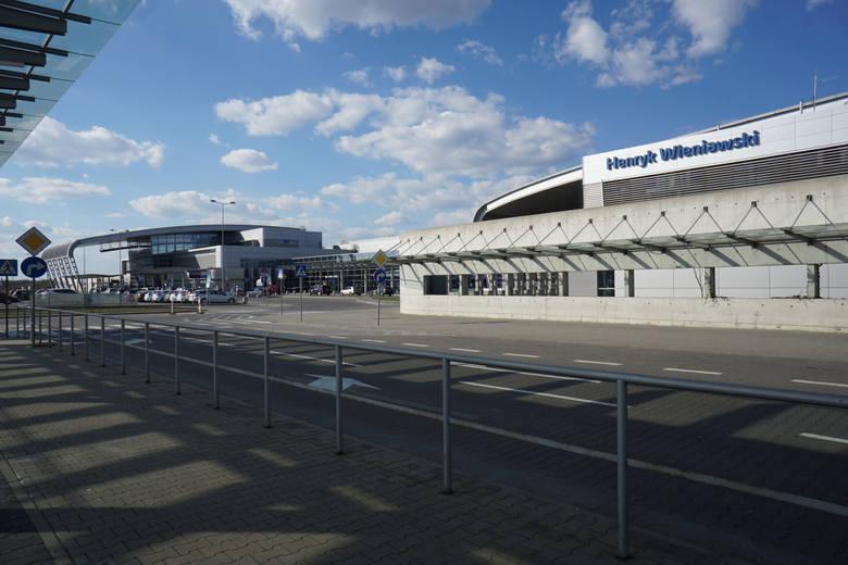 Z poznańskiego dworca głównego dojedziemy na lotnisko pociągiem? PKP Polskie Linie Kolejowe ogłosiły przetarg na opracowanie studium wykonalności dla
