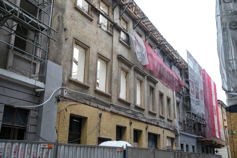 Inwestycja przy ul. św. Tomasza w Krakowie