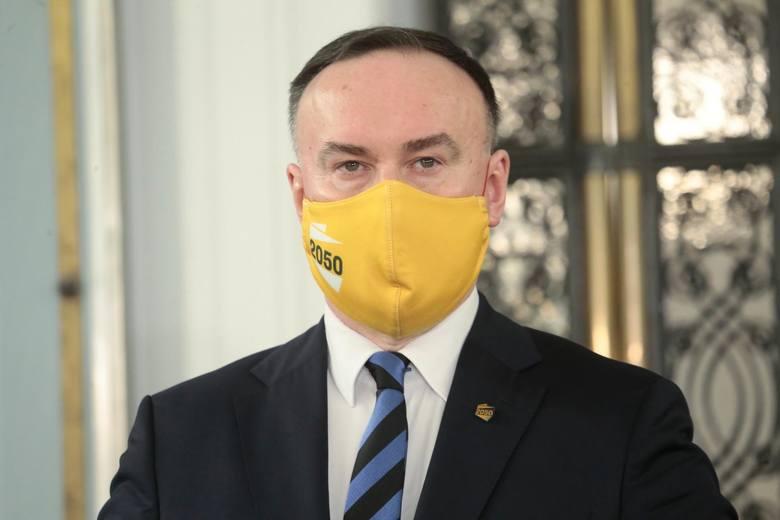 Michał Kobosko musi przeprosić partię Polska 2050. To decyzja sądu w trybie wyborczym