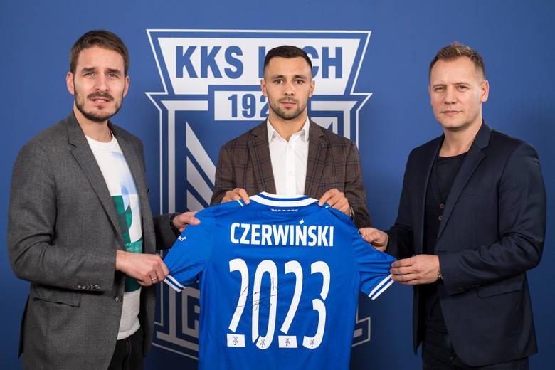 W piątek wieczorem klub poinformował, że nowym nabytkiem Lecha będzie defensor Zagłębia Lubin Alan Czerwiński.
