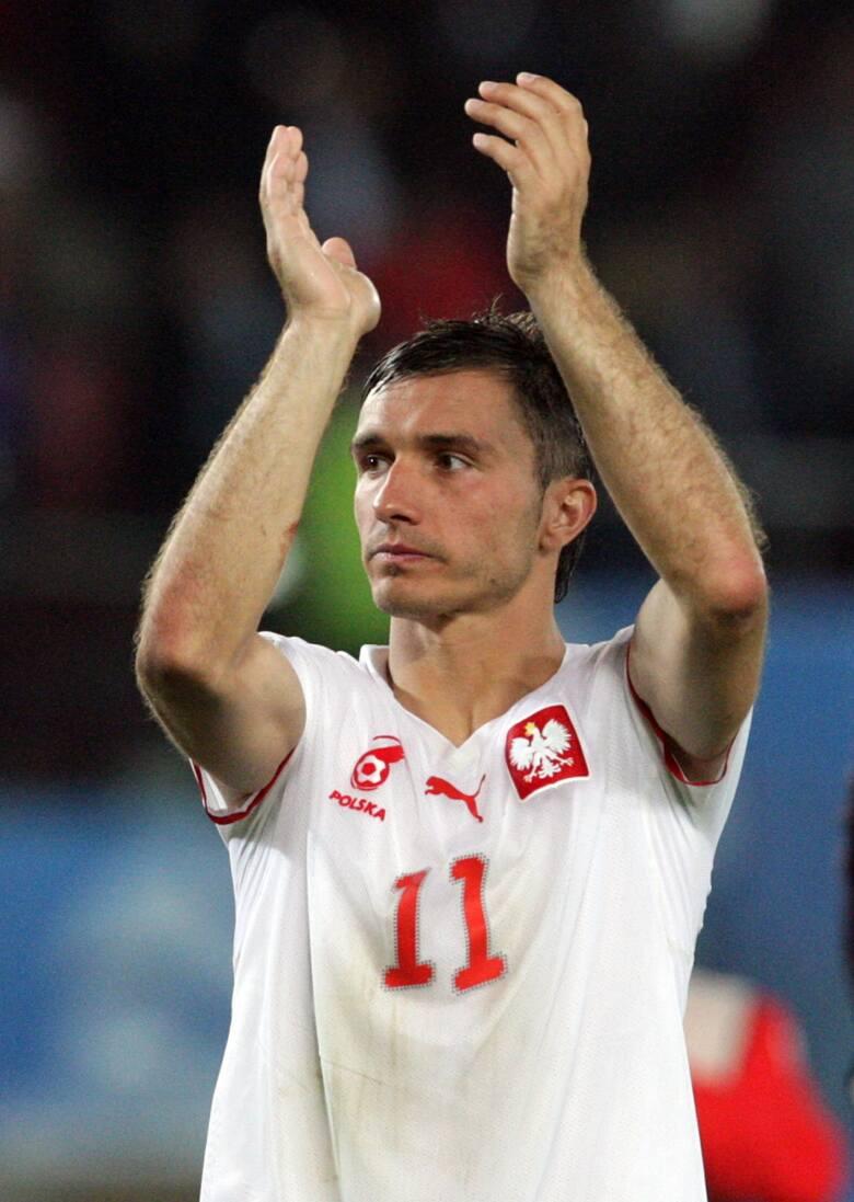 Marek Saganowski: Polska może być czarnym koniem Euro 2020