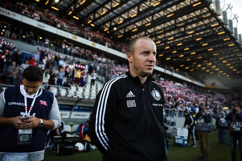 Aleksandar Vuković przed meczem z Jagiellonią: Kiedy słyszę, że Legia nie ma z kim przegrać to myślę, że ludzie żyją w innej rzeczywistości