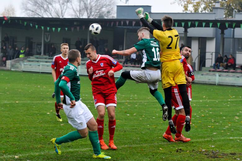 W rundzie jesiennej, Polonia Głubczyce pokonała Victorię Chróścice aż 7-1! Teraz również powinna pewnie zwyciężyć.