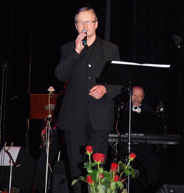 Grudziądzanin, Edmund Otremba: - W sumie mija już 25 lat mojego śpiewania, z dłuższą przerwą w mięczyczasie