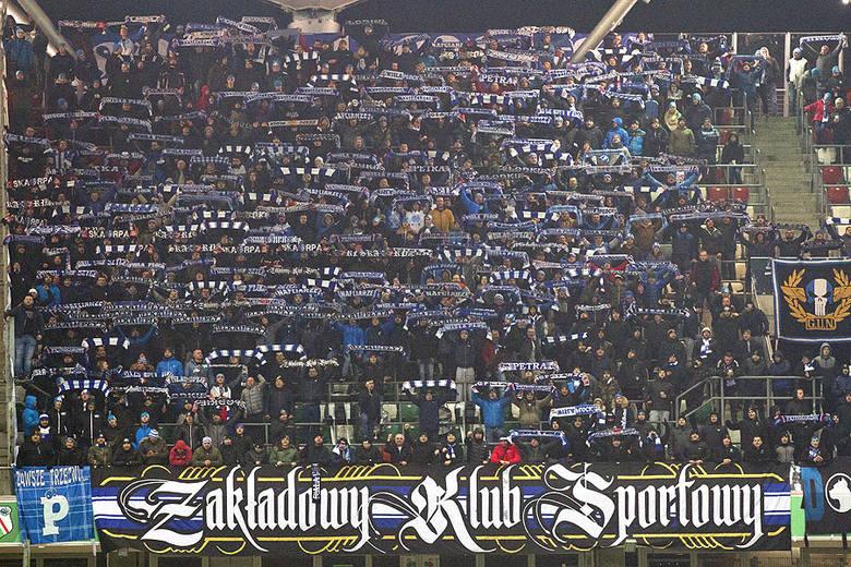 5c5b3f614 Kibice na meczu Legia Warszawa - Wisła Płock 0:2 [GALERIA] - gol24.pl