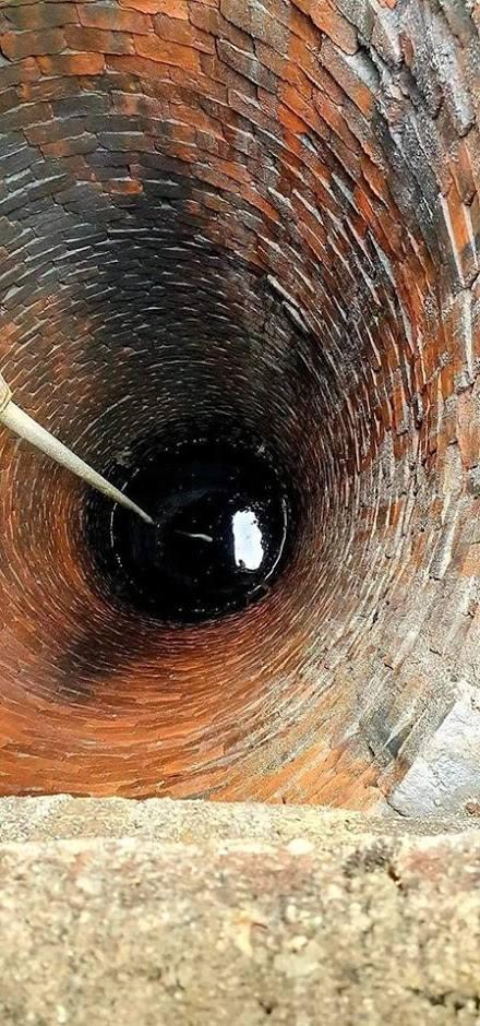 Podczas remontu ulicy Brygady Saperów  w Strzelcach Kraj. odkryto zabytkową studnię, głęboką na 12 m i szeroka na około 1,5 m. - Podobna studnia została