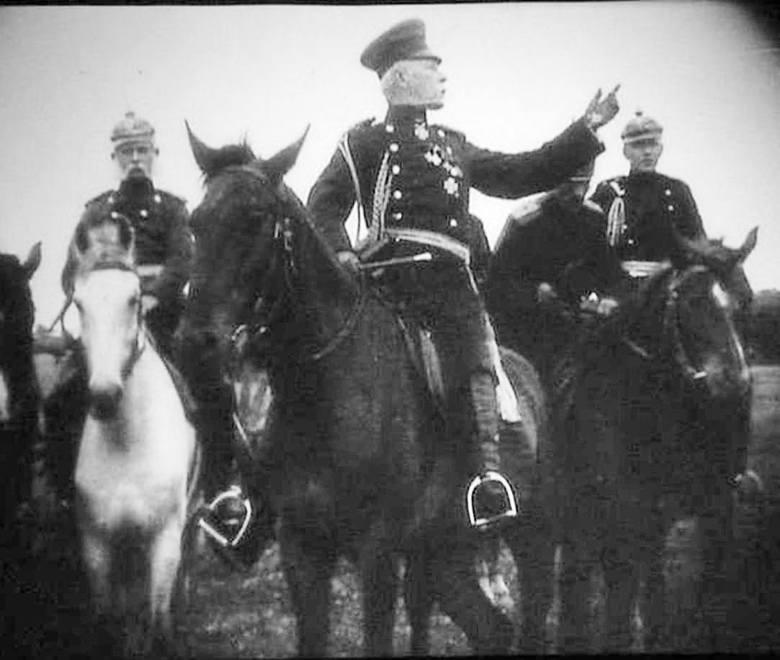 """""""Bartek Zwycięzca"""". W centrum tytułowy Bartek - w tej roli Władysław Pytlasiński."""