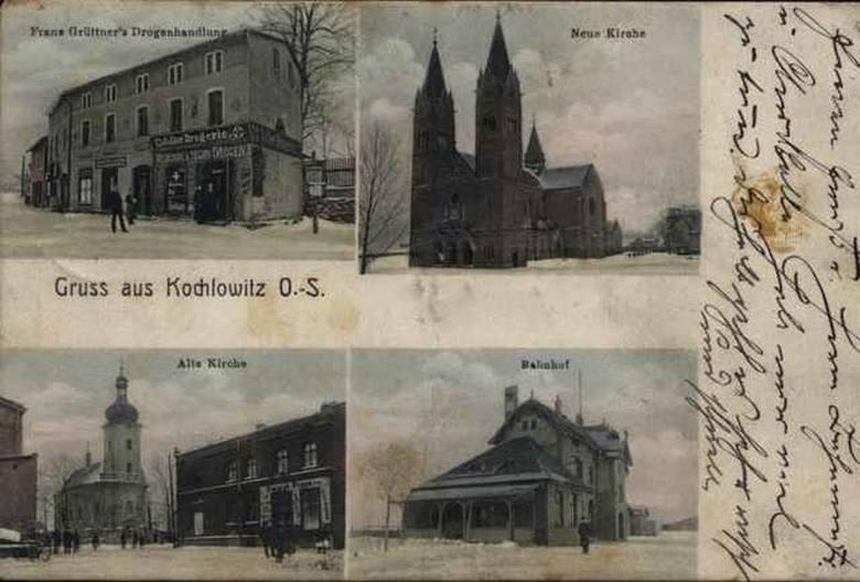 Ruda Śląska dawniej i dziś [INTERAKTYWNE ZDJĘCIA]
