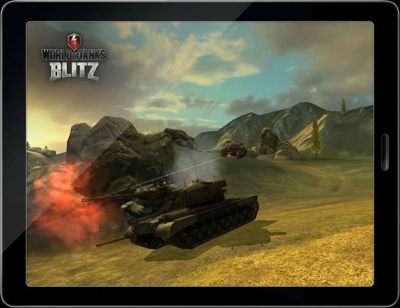 World of Tanks Blitz: Czołgi atakują smartfony i tablety