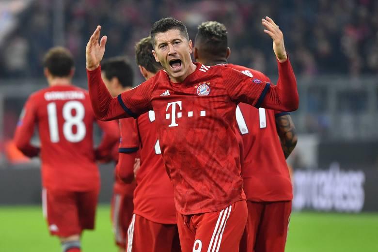 Robert Lewandowski z Bayernu zagra w Dortmundzie z Borussią