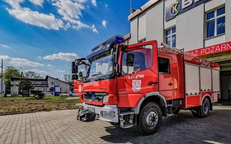 Oferent mówi o kontrowersjach wokół przetargu ogłoszonego przez Komendę PSP w Toruniu, ale ze strony straży pożarnej płyną zapewnienia, że realizacja
