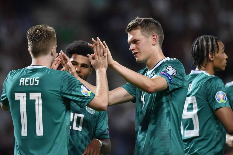 Niemcy zagrają z Estonią