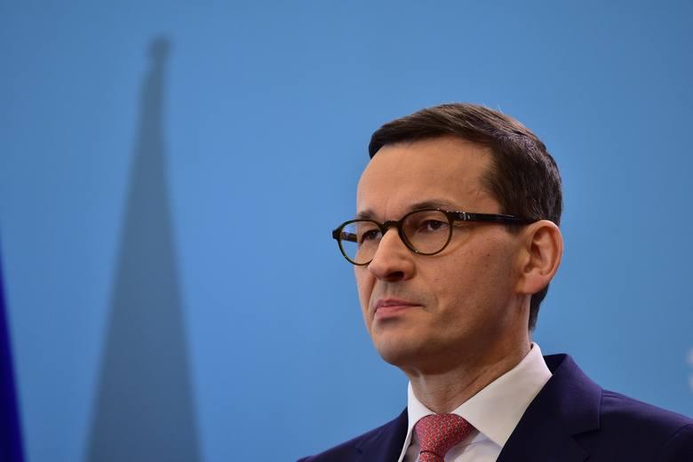 Premier przypomniał, że Polska jest jednym z nielicznych krajów w UE gdzie nie ma standardów planowania przestrzeni publicznej.