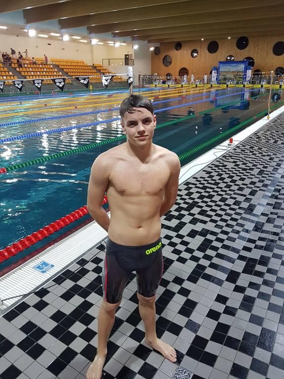 Arena Grand Prix Puchar Polski. Udane zawody pływaków Skalara Słupsk.