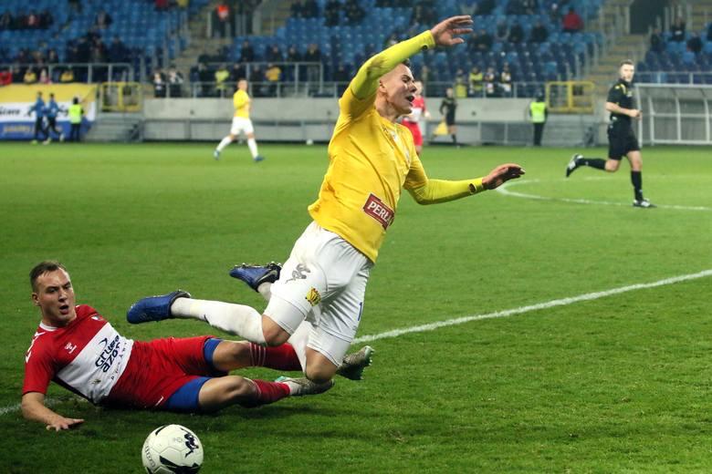 Motor Lublin - Wisła Puławy 1:0. Zobacz zdjęcia z meczu