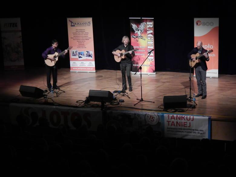 California Guitar Trio zagrali w Filharmonii Opolskiej [wideo, zdjęcia]
