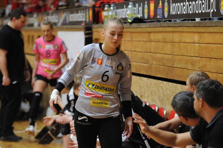 Aleksandra Orowicz - bramkarka grającej w PGNiG Superlidze Kobiet Korony Handball Kielce.