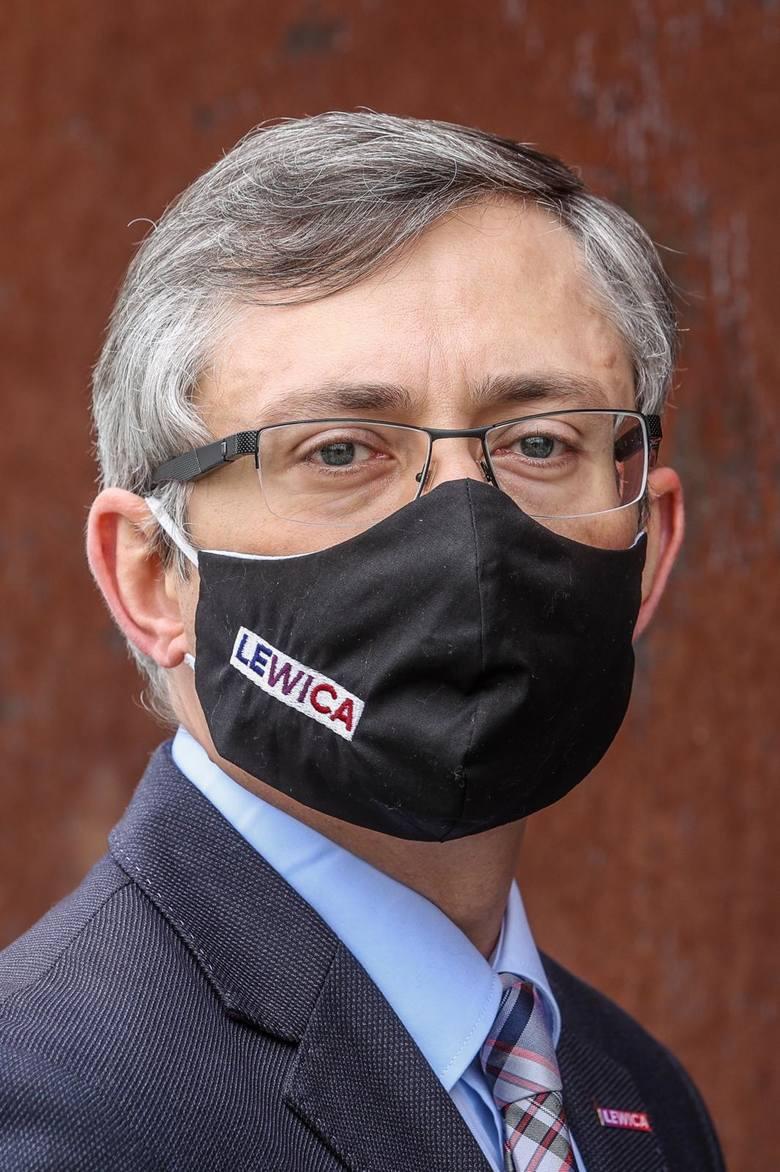 Marek Rutka, poseł Lewicy z Gdyni