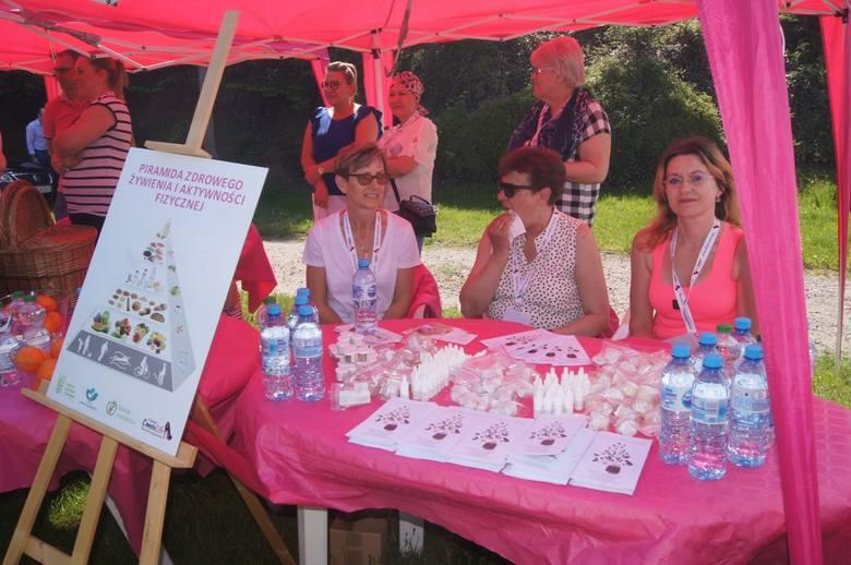 Różowy Piknik w Radomsku