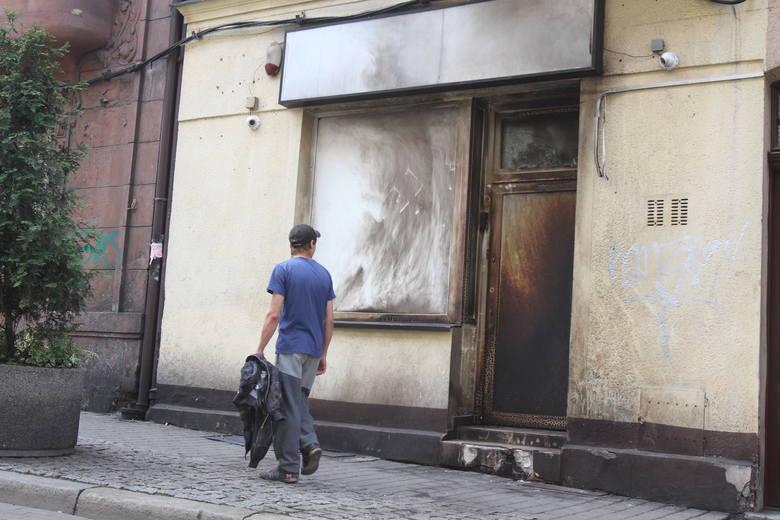 Sklep z dopalaczami w Katowicach