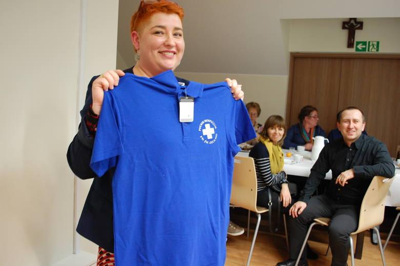 Dzień wolontariusza w Puckim Hospicjum
