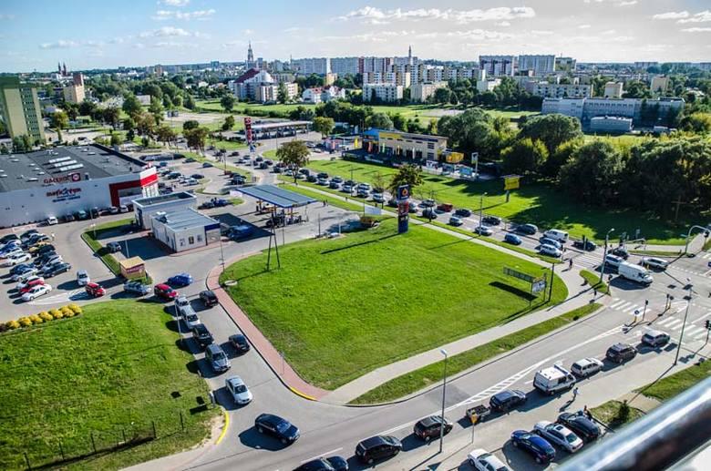 Al. 1000-lecia Państwa Polskiego: Ogromne korki (zdjęcia)