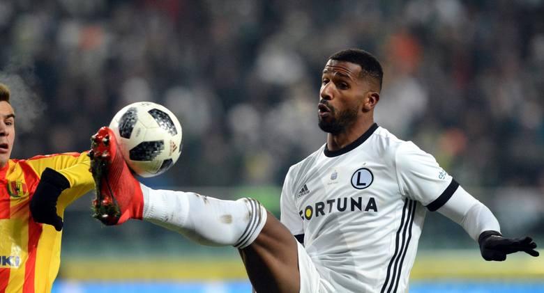 Legia Warszawa wygrała w Atenach z Atromitosem 2:0 i awansował do czwartej rundy eliminacji Ligi Europy. Gole strzelili Paweł Stolarski i Walerian Gwilia,