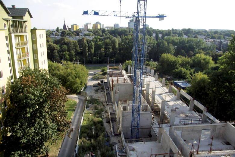Prace przy budowie konsorcjum Eco-Tech Complex stanęły w grudniu 2012 r.