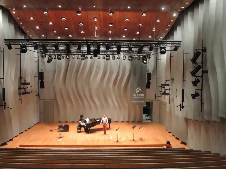 Budynek Narodowej Orkiestry Symfonicznej Polskiego Radia już jest ikoną architektury