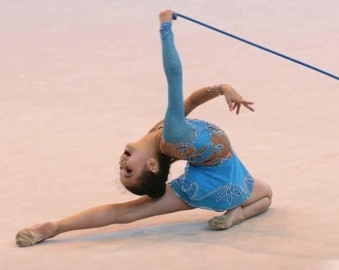 Drużynowe Mistrzostwa Polski w gimnastyce artystycznej - Olesno 2012.