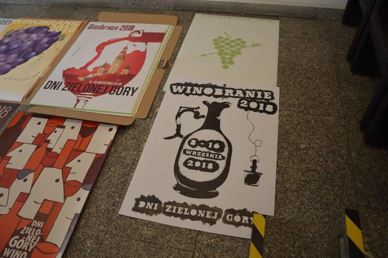 Plakat Weroniki Cyganik z Wieliczki zdobył wśród jury konkursu na Artystyczny Plakat Winobraniowy największe uznanie. Niebawem będzie on rozsławiał święto