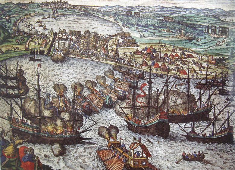 Książę Alba uczestniczył w zwycięskiej wyprawie na Tunis w 1535 roku