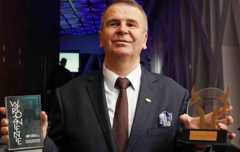 Mlekovita zdobyła podczas Forum Spółdzielczości Mleczarskiej dwie ważne nagrody