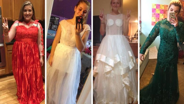 Ucz się na cudzych błędach: Kompletna klapa zamiast wymarzonej sukienki