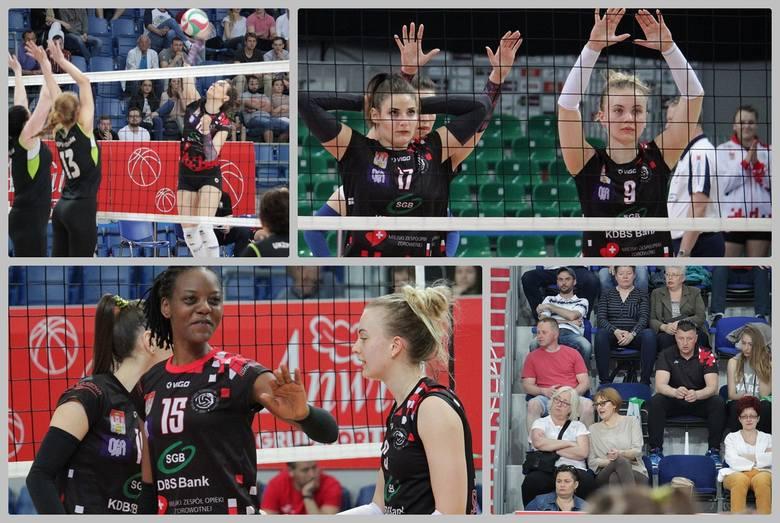 Drugi mecz WTS Włocławek - UKŻPS Kościan w Hali Mistrzów 3:0 (-11, -22, -12). W rywalizacji do 3 zwycięstw 2:0Drugi mecz play-off WTS Włocławek - UKŻPS