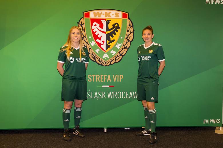 Chemeko-System sponsorem głównym drużyny piłki nożnej kobiet WKS Śląsk Wrocław