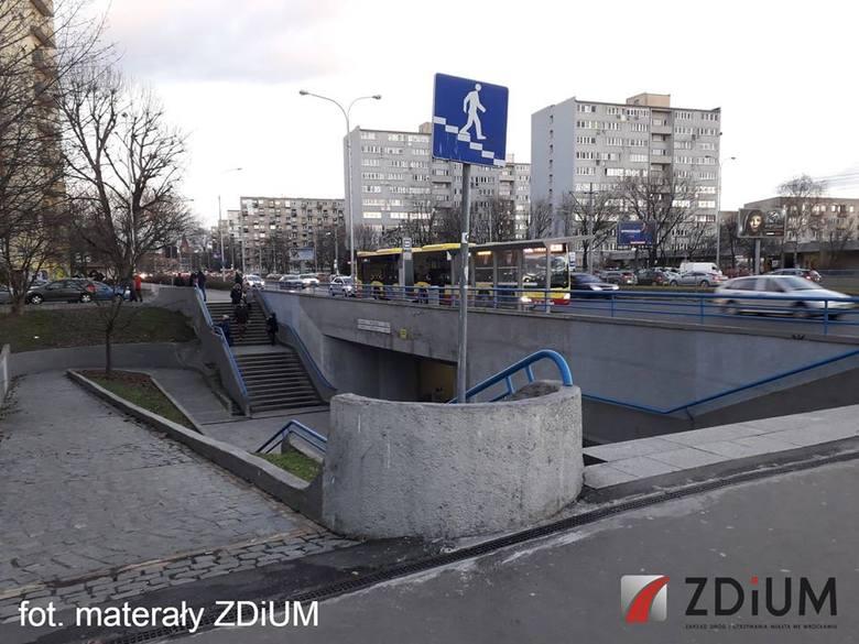 Nowe przejście dla pieszych na Legnickiej. Już wiadomo kiedy powstanie