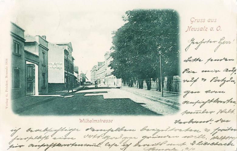 – Na kartkach z późniejszych lat wiatraka w tym miejscu już nie ma. Stał tam, gdzie jest dzisiaj przedszkole – opisuje dyrektor muzeum.