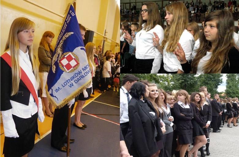 Jak witano rok szkolny w szkołach w naszym regionie w poprzednich latach? Zobaczcie wyjątkową fotogalerię z archiwalnych zdjęć m.in. ze szkół w Koszalinie,