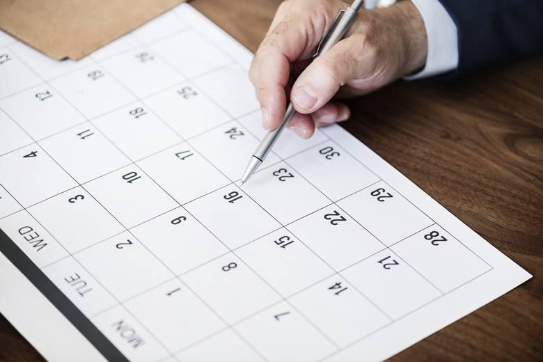 Dni wolne od pracy 2020. Kiedy przypadają dni ustawowo wolne od pracy w 2020 roku? Wymiar czasu pracy w 2020 roku. [10.12.2019 r.]