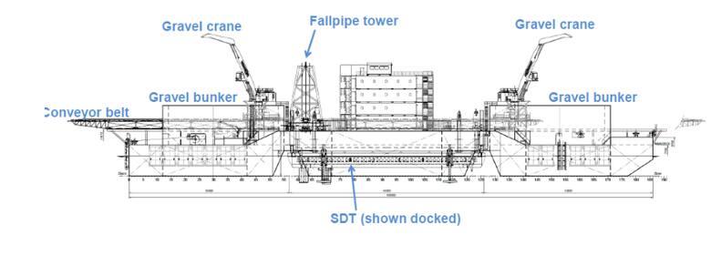Gdyńska stocznia CRIST zbuduje unikatowy statek do budowy tunelu między Niemcami a Danią