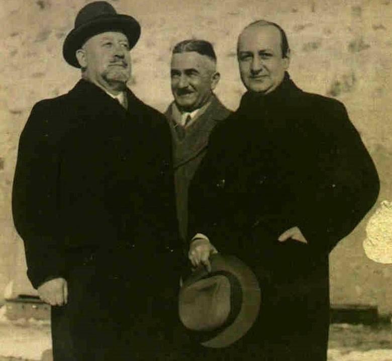 Policyjne zdjęcia Rudolfa von Sebottendorfa z 1933 r.